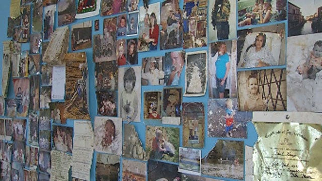 OK Studio Creates Online Database For Photos Found In Tornado Debris