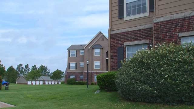 Tornado Victims Living At OU Dorms Moving Out
