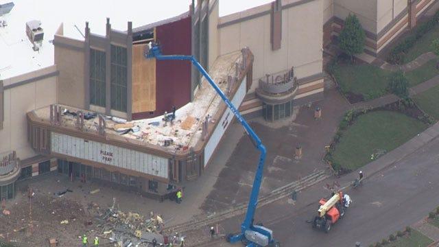 Warren Theatre In Moore To Reopen On Wednesday
