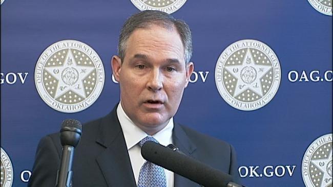 Oklahoma Attorney General Scott Pruitt Issues Craigslist Consumer Alert