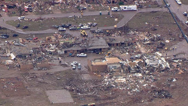 Plaza Towers Kindergartener Opens Up About Surviving Tornado