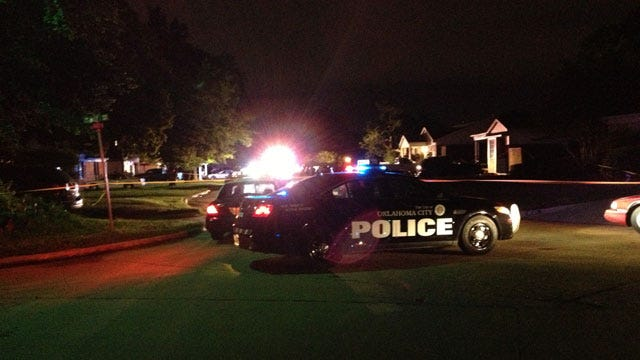 Police ID Body Discovered In Road Of NW OKC Neighborhood