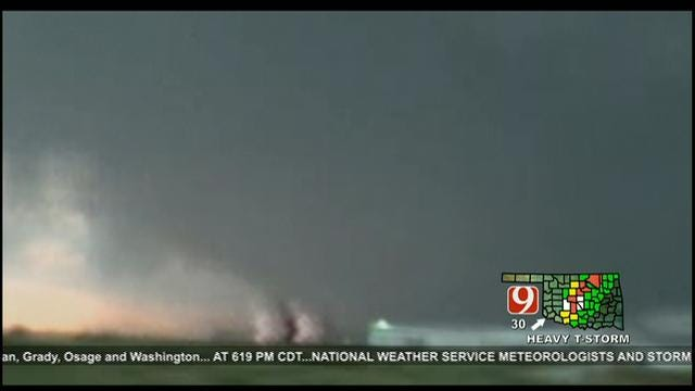 Deadly Tornadoes, Heavy Flooding Terrorize Central Oklahoma