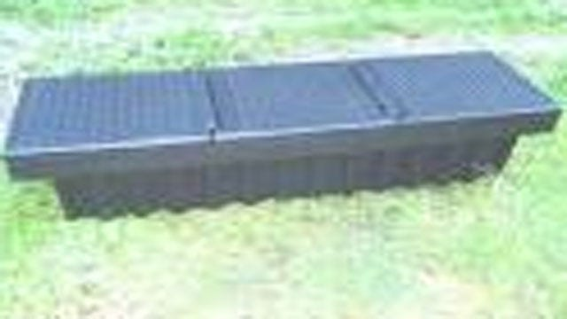 Investigators Search For Tool Box Connected To Holdenville Man's Homicide