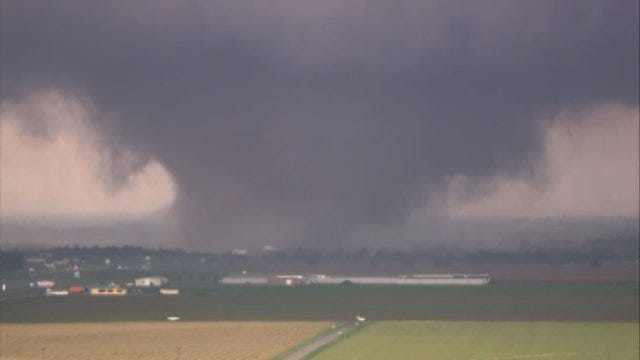 News 9 Pilot Jim Gardner Talks About Chasing The Deadly May Tornadoes