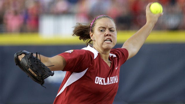 Ricketts Throws Another No-Hitter To Lead Oklahoma Past Michigan