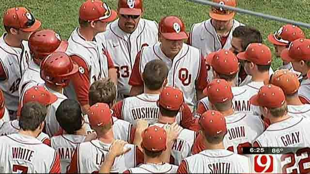Mountaineers Rout Sooners