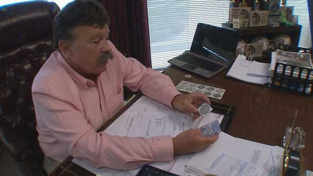 Oklahoma Coin Dealer Warns Of Counterfeit Gold, Silver Coins