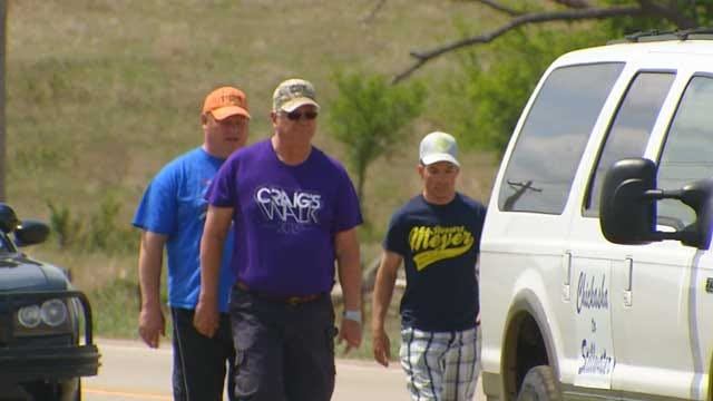 Former OHP Trooper Walks 100 Plus Miles For Special Olympics