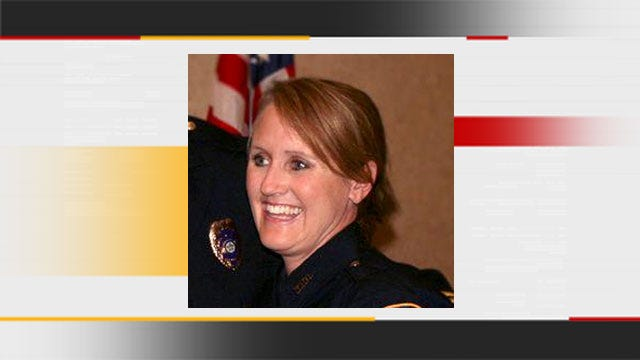 'Officer Of The Year' Involved In Shooting In Norman