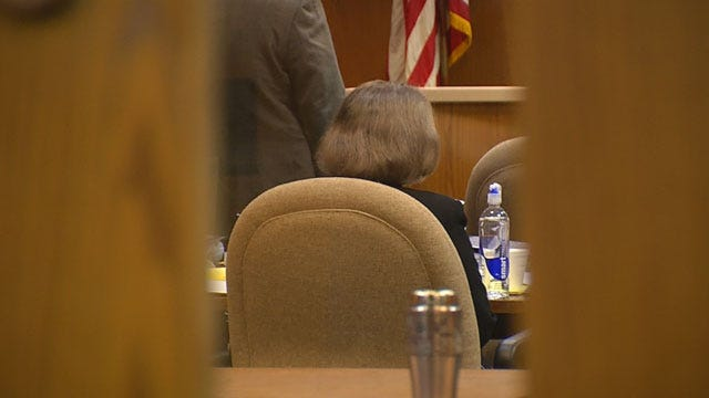 Reporter Notes From Becky Bryan Trial