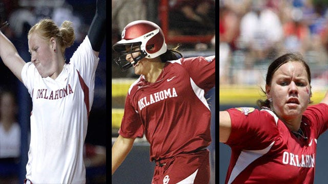 Three Sooners Named USA Softball Collegiate Player Of The Year Finalists