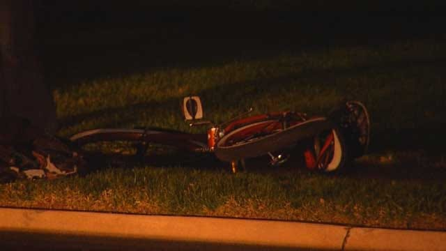 Bicyclist Killed After Being Struck By Car In NW OKC