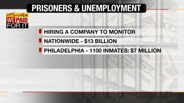 We Paid For It: Unemployment Benefits For Inmates