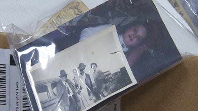 Tornado Victims Reunited With Lost Photos In Moore