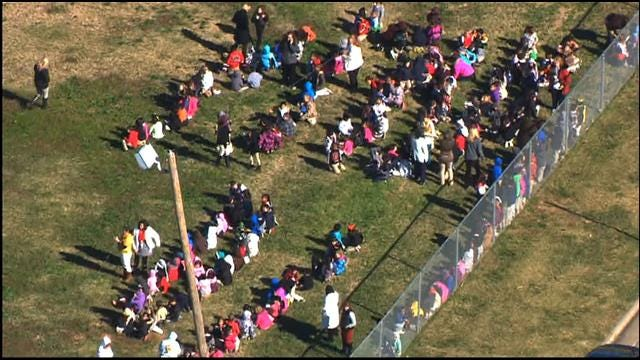 Coolidge Elementary To Have Class Wednesday After Evacuation