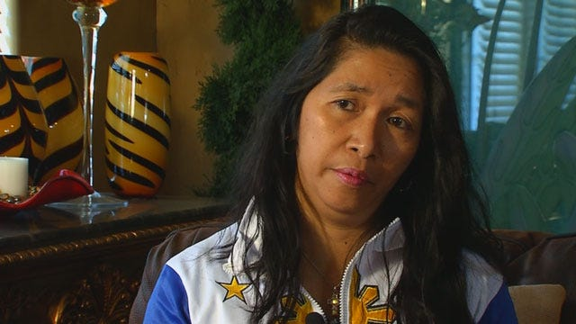 Moore Mom Fearful For Family In The Philippines