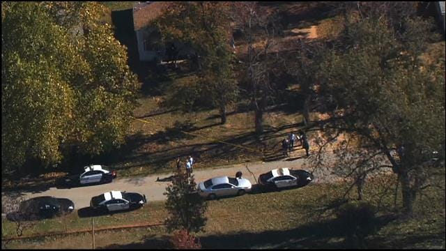 Police Arrest Suspect In Deadly Shooting In Midwest City