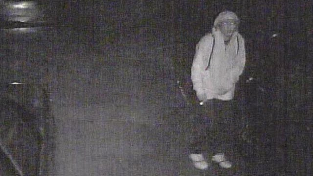 Police Hope Surveillance Footage Helps Catch Car Burglars