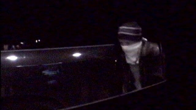 Suspect Caught On Camera Trying To Break Into Logan County ATM
