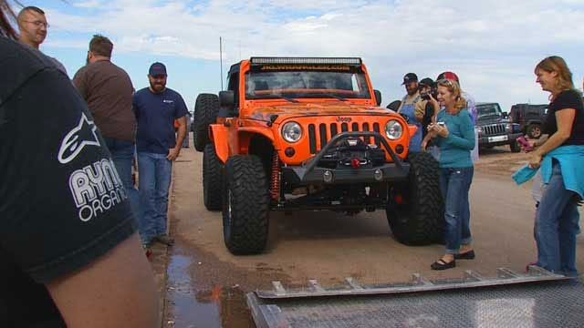 Jeep Enthusiasts Band Together To Restore Tornado-Damaged Vehicle