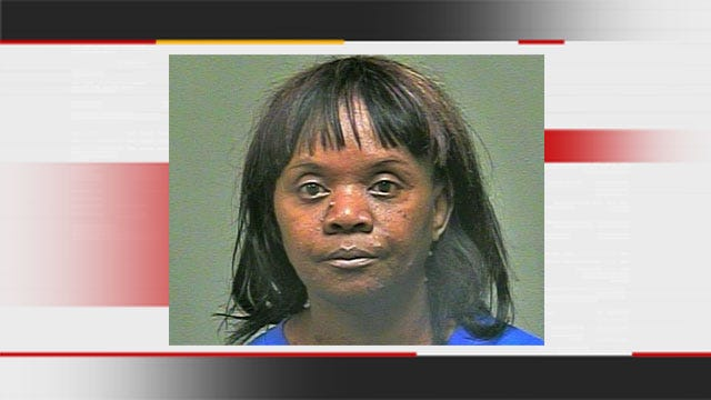 OKC Woman Arrested, Accused Of Attacking Neighbor
