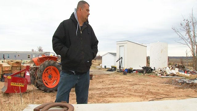 Bethel Acres Resident Relives Tornado Six Months Later