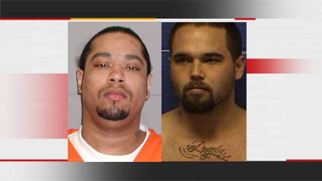 U.S. Marshals Offer Reward For Caddo County Escapees