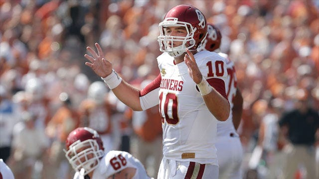OU's Williams Out, Bell Questionable Against Kansas State