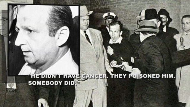 Jack Ruby Friend, Jail Visitor Breaks Silence After 50 Years
