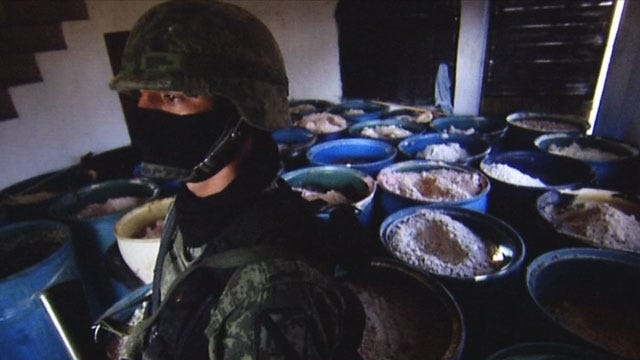 Mexican Drug Cartels Bringing Crime, Violence To Oklahoma Streets