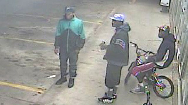 Police Release Photos Of Suspects In NW OKC Armed Robbery