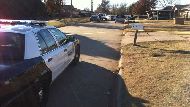 Police: Man Found Shot To Death In Southeast OKC