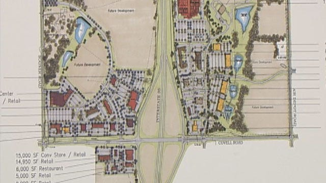 I-35 Corridor In Edmond Is Prime Real Estate For Businesses