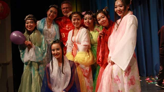 UCO 'China Night' Showcases Chinese Culture, Cuisine