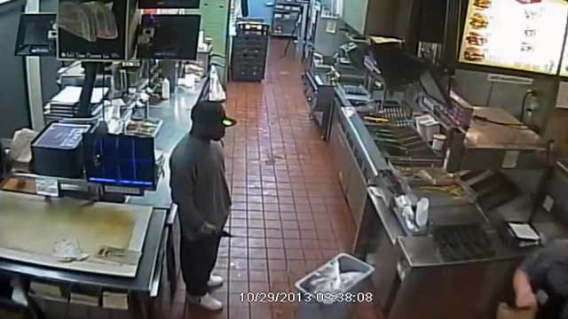 Edmond Police Seek Suspects In Armed Robbery Of Jack In The Box