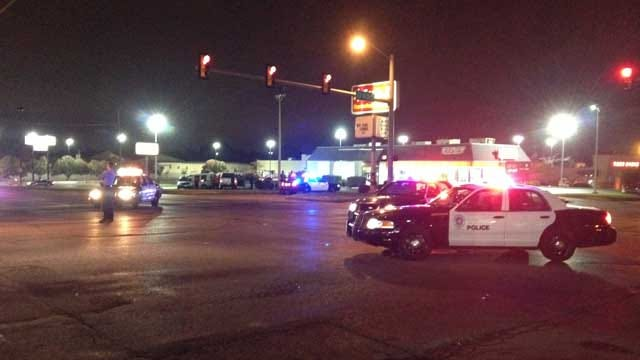 Police Chase Ends In Arrest Of Suspect, Crash In NW OKC