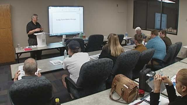 Oklahomans Learn How To Prepare For The Worst
