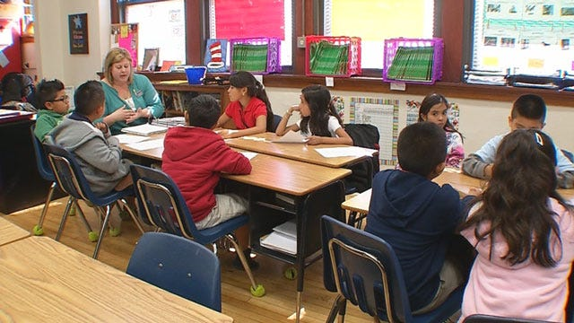 OKC Elementary School Looks To Improve After Receiving 'F' Grade
