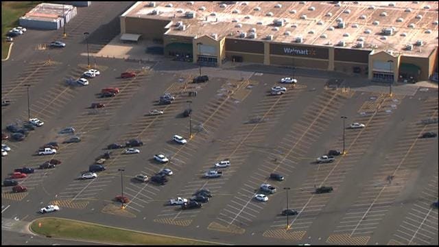 Police: Suspect Wanted To Blow Himself Up At Chickasha Walmart