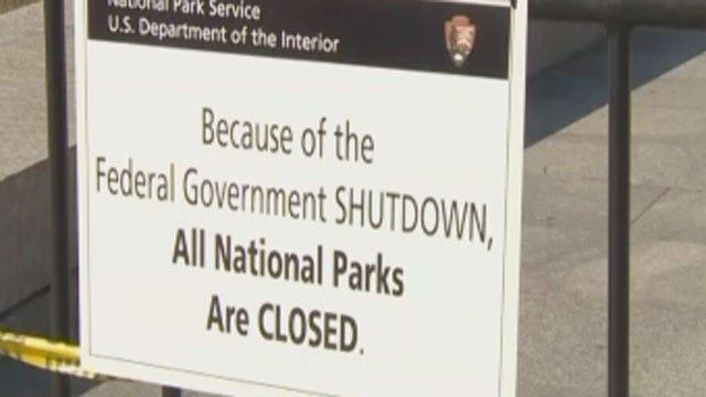 Government Shutdown Sours Washington Trip For OK Students