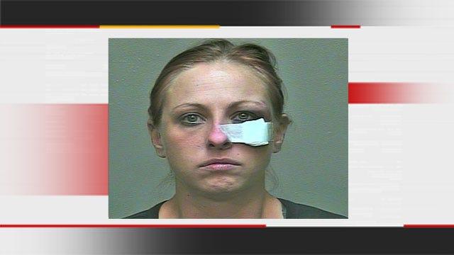 OKC Police Arrest Two Women Involved In Motel Room Brawl