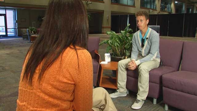 Moore Teen Becomes Inspiration Around The World
