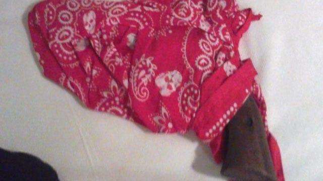 Mother Finds Loaded Gun Under Mattress In SE OKC Motel Room