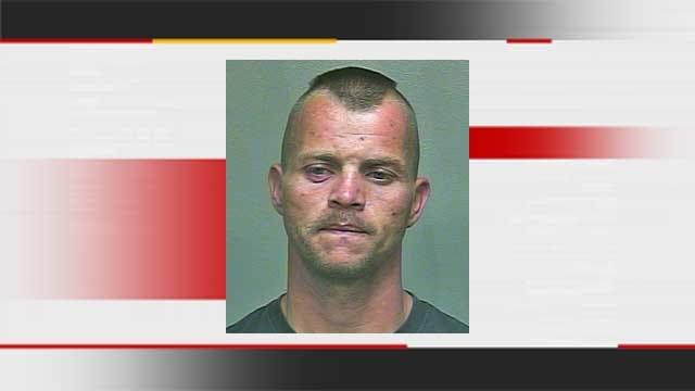 OK County Deputies Arrest Man, Woman Accused In Two Burglaries