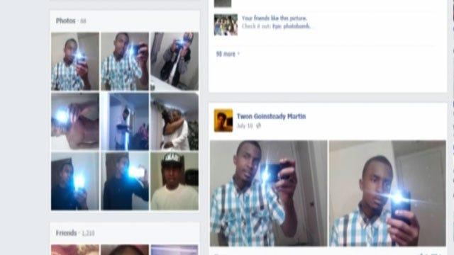 Facebook Photos Help Police Track Down Suspect In OKC Murder