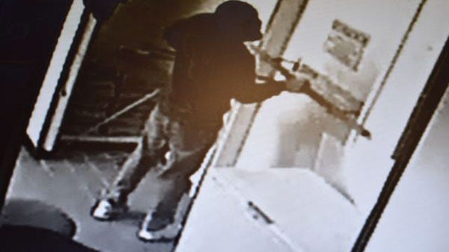 Police Seek Suspect Who Burglarized 2 El Reno Restaurants