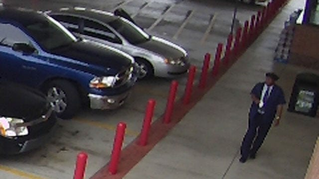 OKC Police Release New Photos Of Suspects In Parking Lot Scam