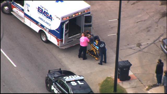 Police Investigate Shooting In NE OKC