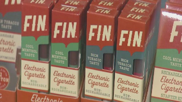 More Businesses Across OKC Metro Banning E-Cigarette